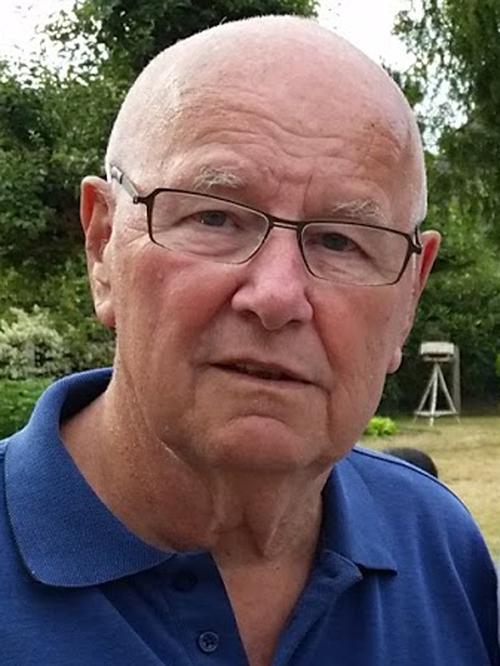 1. Vorsitzender: Detlef Mai