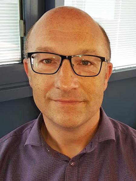 2. Vorsitzender: Ralf Böhm